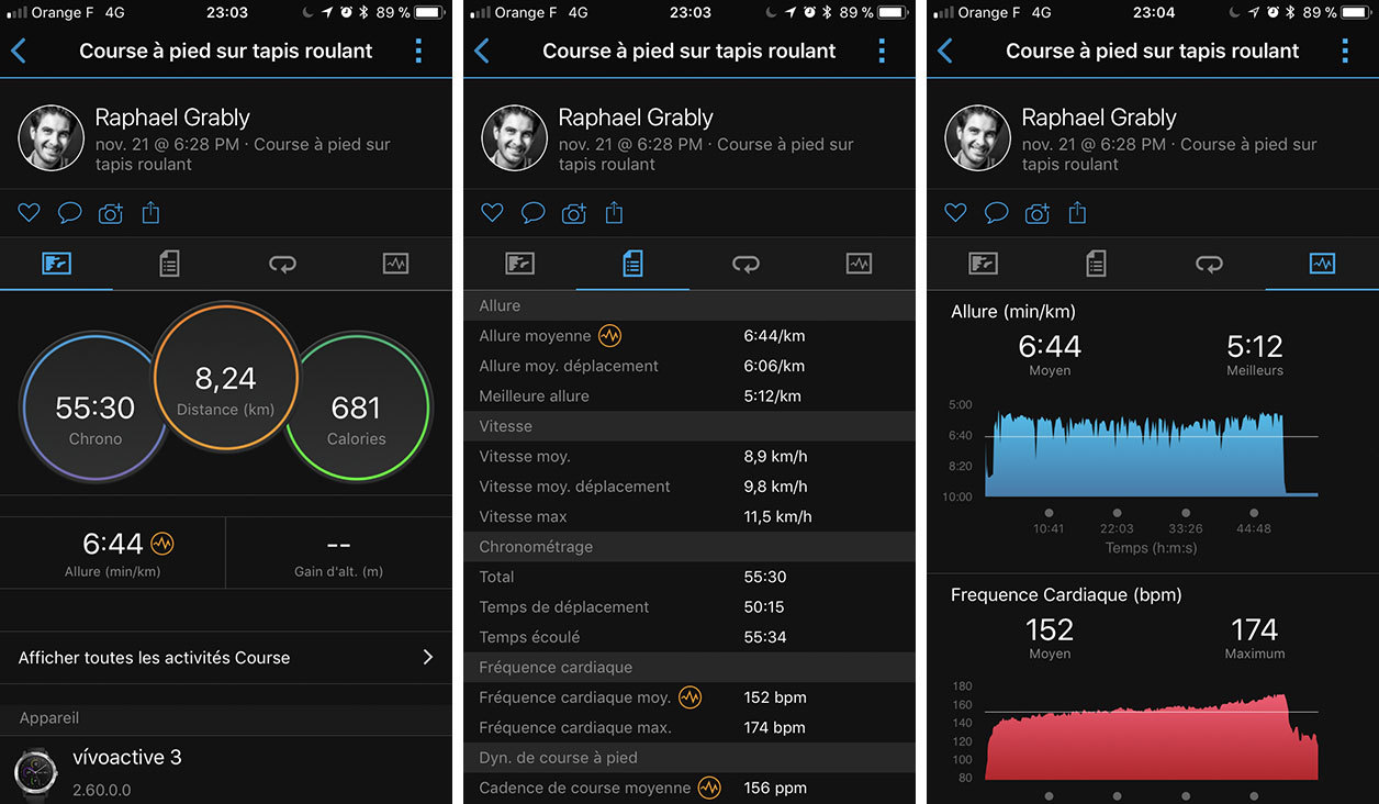 Garmin Vivoactive 3 Test and Review