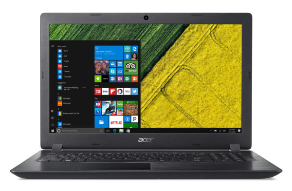 Acer Aspire A315-51-39X3, Laptop 15 inches Core i3