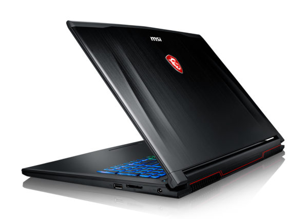 MSI GP72MVR 7RFX-683 Specs and Details