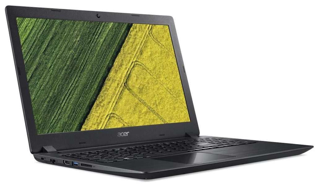 Acer Aspire A315-21-618D Specs and Details