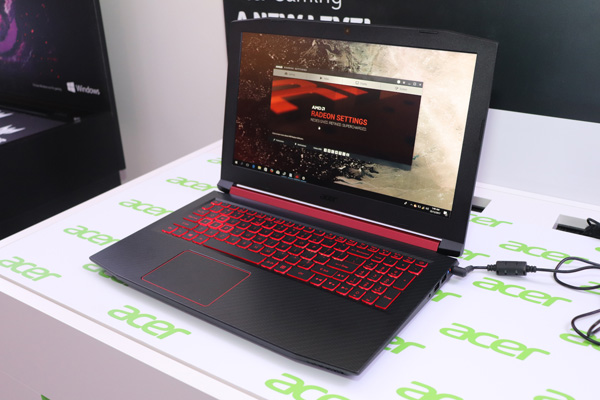 Acer Nitro 5 (Coffee Lake-H), Nitro 50 and Nitro VG0 / RG0 Product Overview