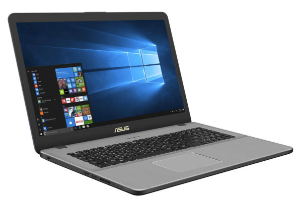 "ASUS VivoBook Pro 17 N705UN, 17"" Ultrabook With IPS, i7 Kaby Lake, MX150"