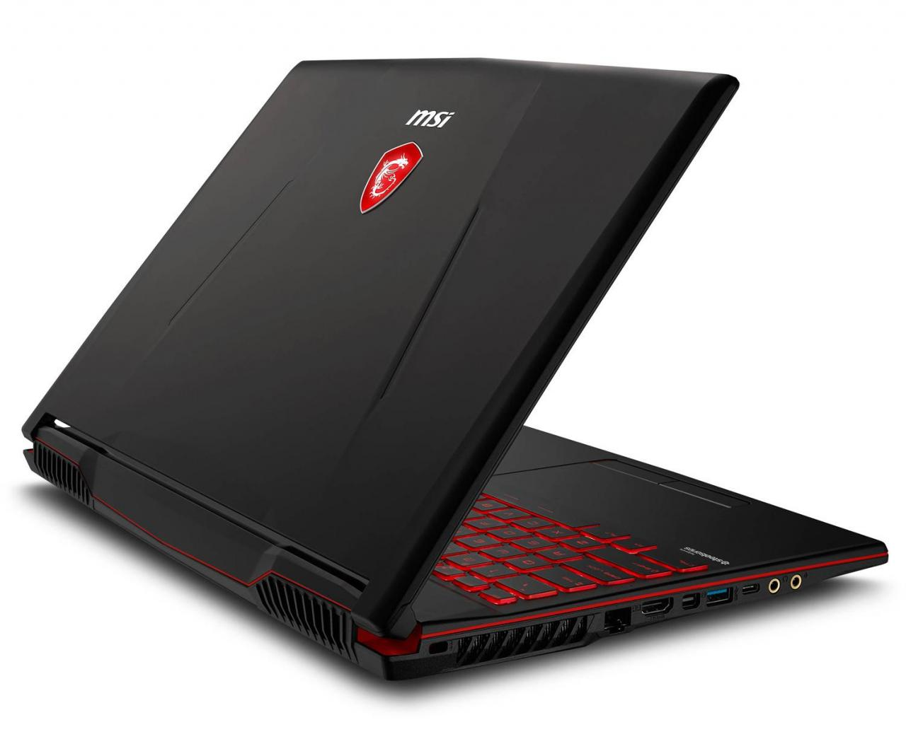 MSI GL63 8RD (Intel 8th Gen) Specs and Details