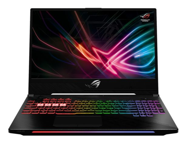 Asus ROG Strix Scar II and Hero II Unleashed at Computex 2018