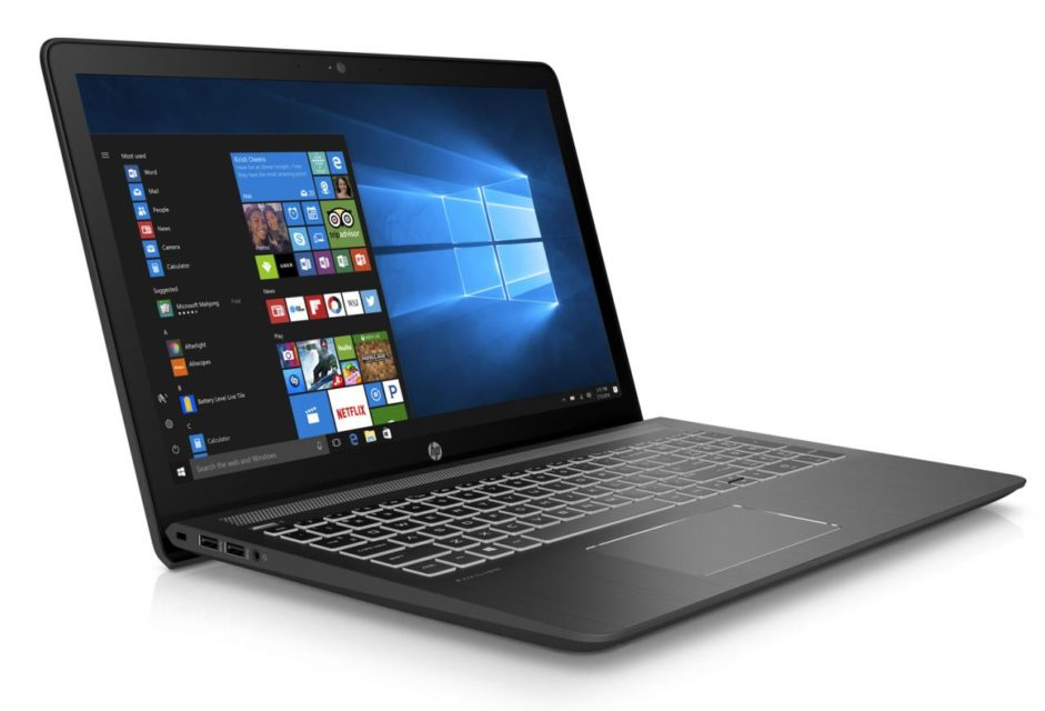 HP Pavilion Power 15-cb017nf Specs and Details