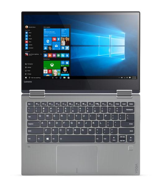Lenovo Yoga 720-13IKBR Specs and Details