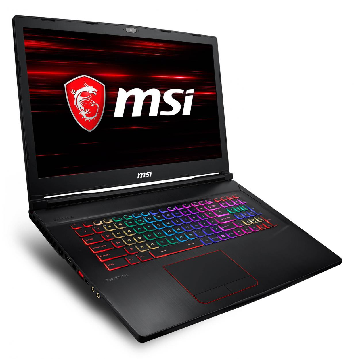 MSI GE73 8RE Specs and Details