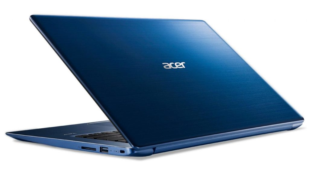 Specs and Details Of Acer Swift SF314-52-56MB