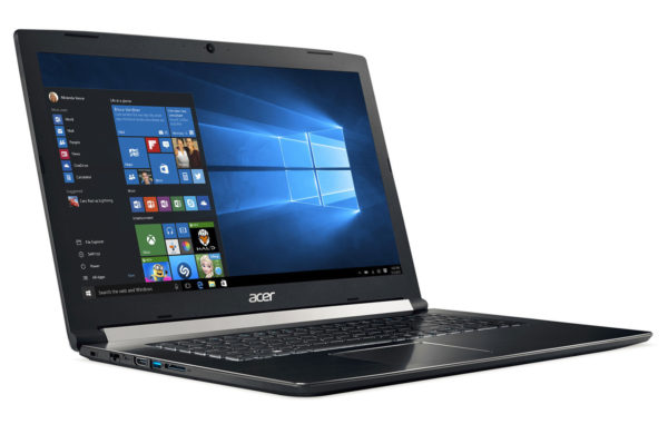 Acer Aspire A717-71G-73LN Specs and Details