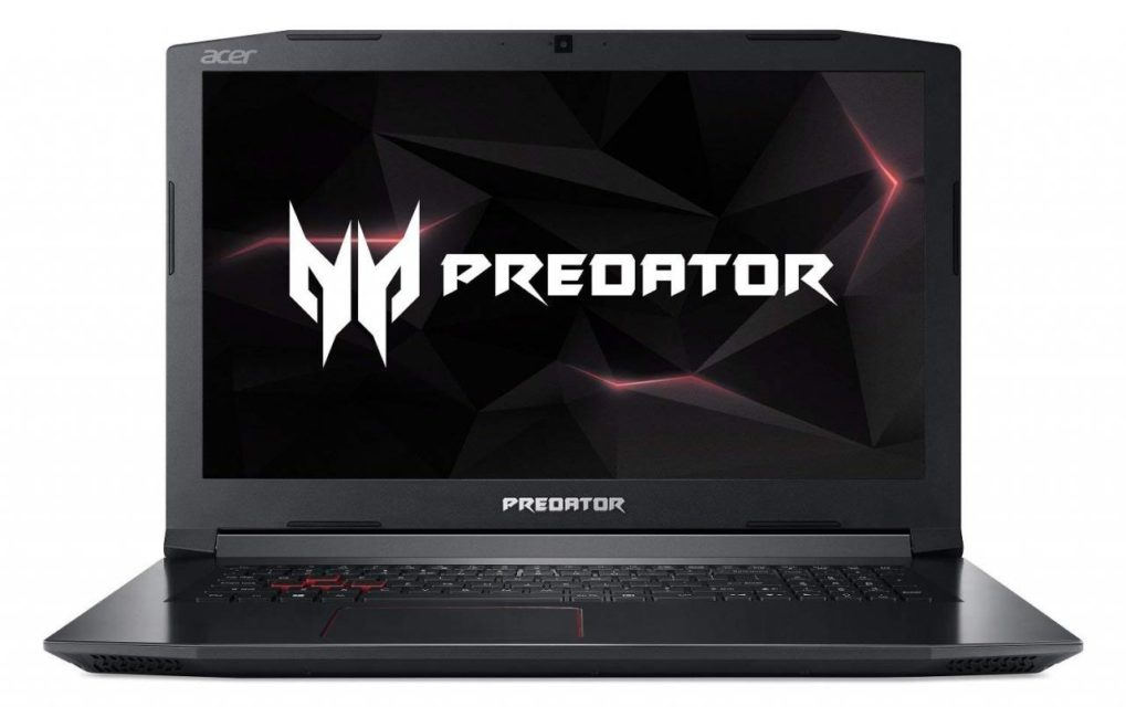 Acer Predator Helios 300 PH317-52 Specs and Details
