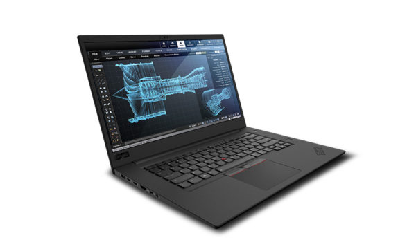 "Lenovo ThinkPad P1, Ultrabook Pro 15 ""Coffee Lake Quadro Workstation"