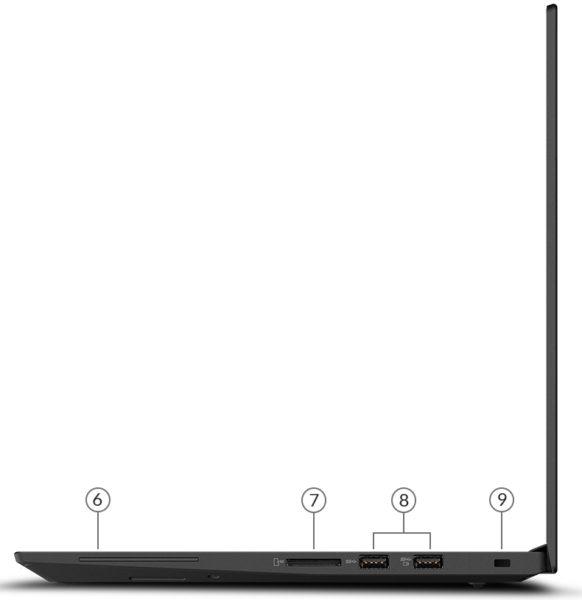 Lenovo ThinkPad P1, Ultrabook Pro 15