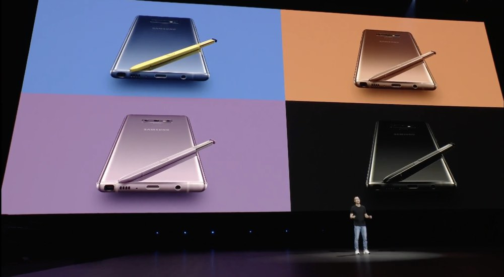 Samsung Galaxy Note 9 Specs, Details, Price
