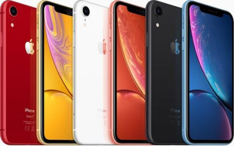 iPhone XR with 6.1-inch LCD screen offers only 326 ppi