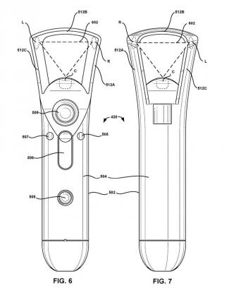 New Sony Patent for VR Controllers