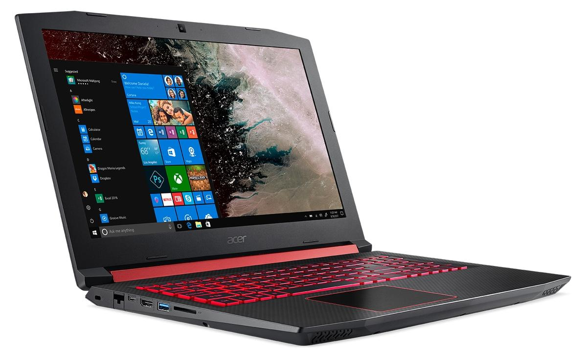 Acer Nitro AN515-42-R6Y5, Specs and Details, High Performance Notebook