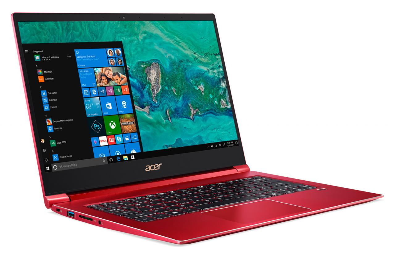 Acer Swift 3 SF314-55G-57B9 Specs and Details