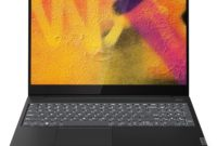 Lenovo Ideapad S340-15IWL Specs and Details