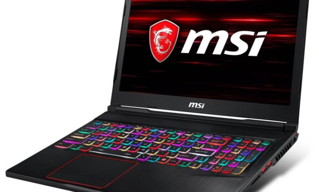 MSI GE63 15 inch, RTX 2060, Specs and Details