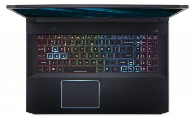 Acer Predator Helios 300 PH317-53-72P5 Specs and Details