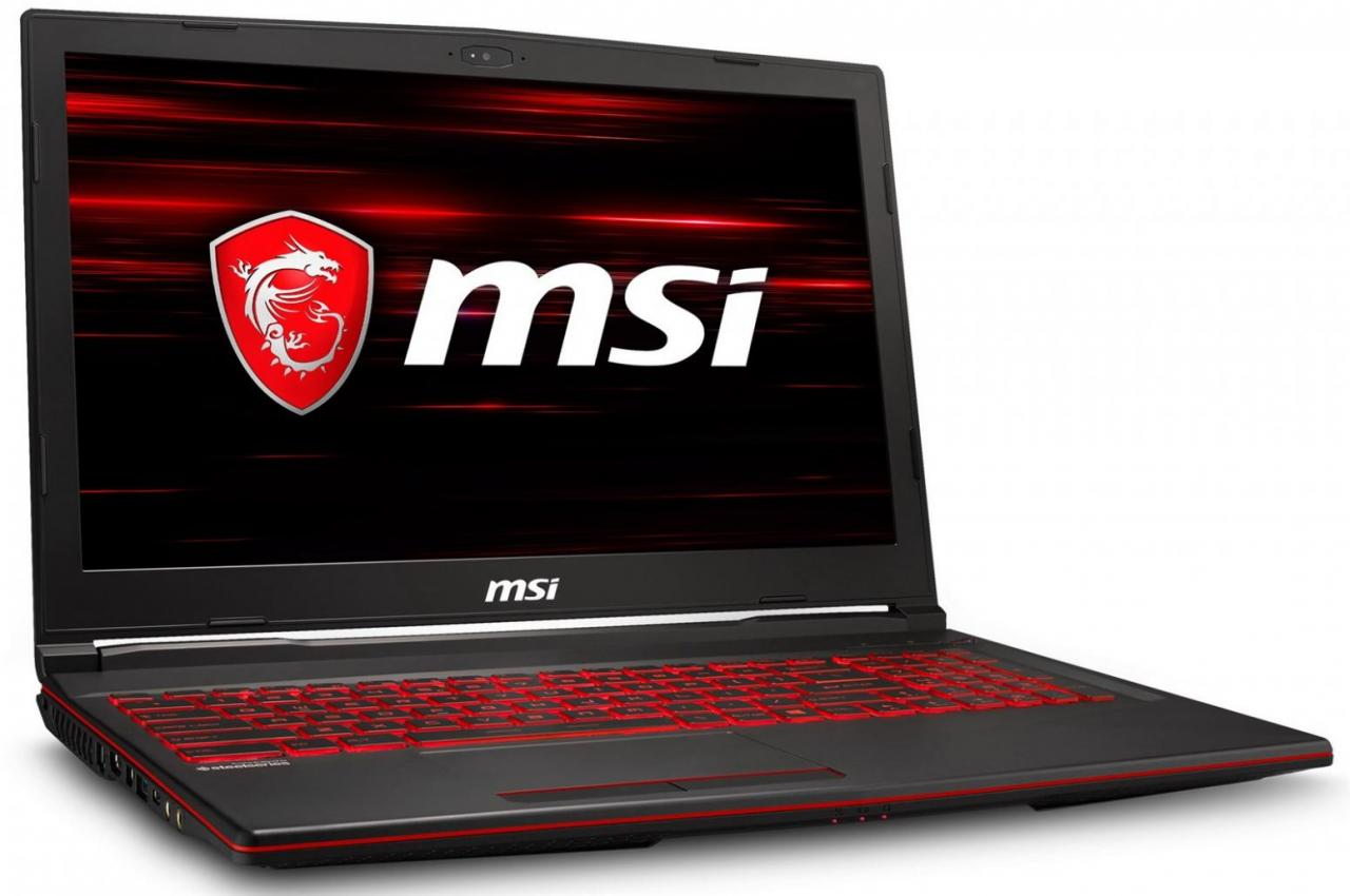MSI GL63 8SD-817X Specs and Details