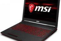 MSI GL63 8SD Specs and Details