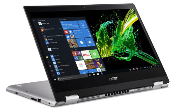 Acer Spin 3 SP314-53GN-542C Sp