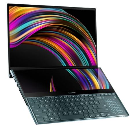 Asus ZenBook Duo UX481FA, Ultra ScreenPad Plus 2 Specs and Details