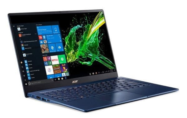 Acer Swift 5 SF514-54T-79W0 Specs and Details