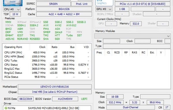 Lenovo Yoga C940-14IIL Test, Specs and Details