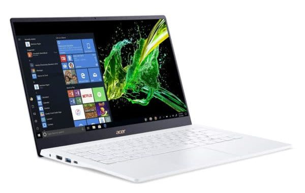 Acer Swift 5 SF514-54GT-79D6 Ultrabook Specs and Details