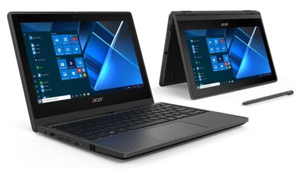 Acer TravelMate B3 and Spin B3 News and Specs