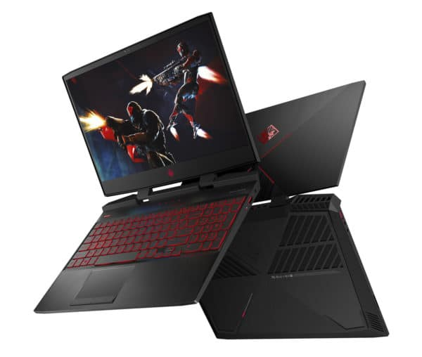HP Omen 15-dc1104nf Specs and Details