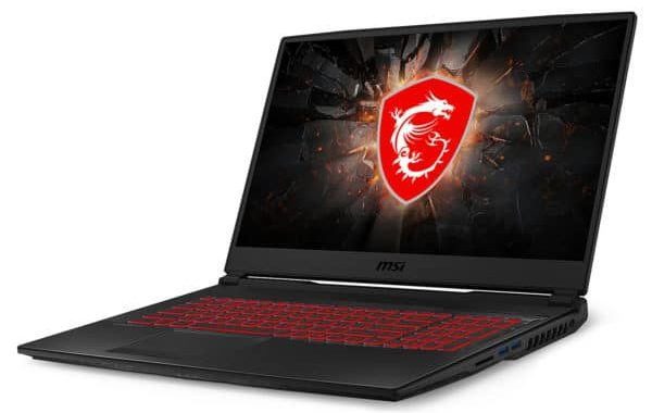 MSI GL75 9SE Specs and Details
