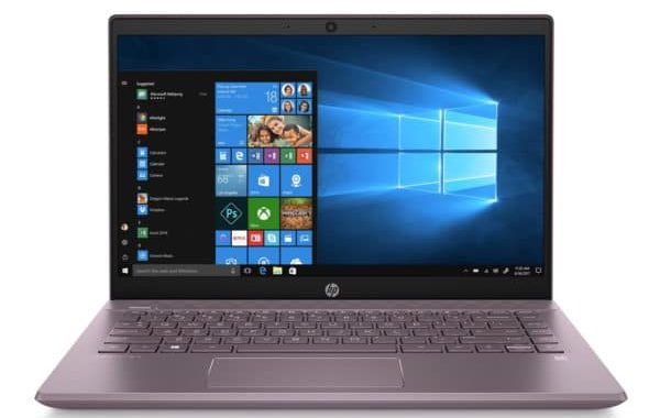 Ultrabook HP Pavilion 14-ce3005nf Specs and Details