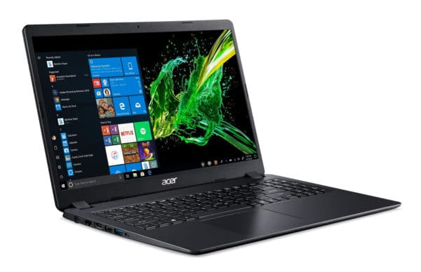 "15"" Ultrabook Acer Aspire 3 A315-54-58TX Specs and Details"