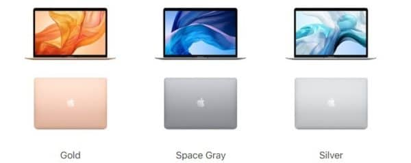 New Colorful MacBook Air 2020 with Ice Lake and Magic Scissor Keyboard