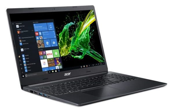 Ultrabook Acer Aspire A515-55-59WM Specs and Details