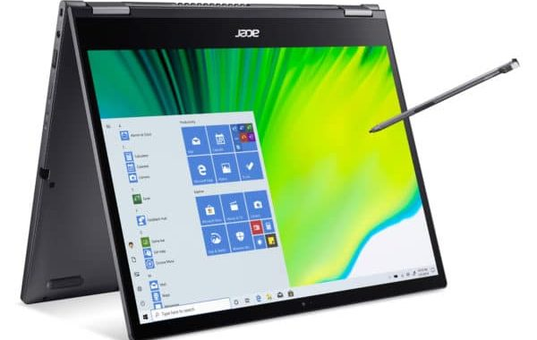 Acer Spin 5 SP513-54N-75AN Specs and Details
