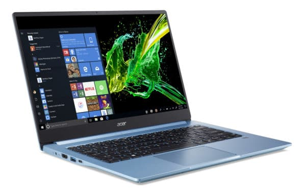 Acer Swift 3 SF314-57-5784 Specs and Details