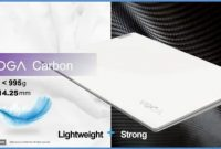 "13"" Ultrabook Lenovo Yoga Carbon, with Intel Tiger Lake and 16 hours of battery life"