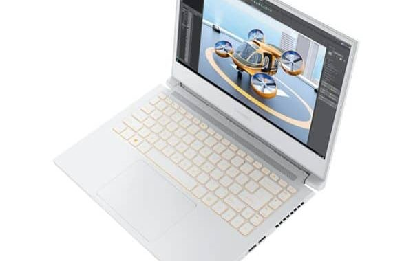 Acer ConceptD 3 (Ezel), powerful for creators with GTX Up to 20 hours