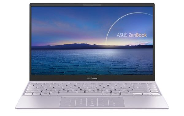 Asus ZenBook 13 UX325 and 14 UX425