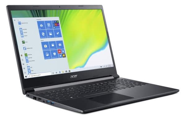 Acer Aspire 7 A715-41G-R93Y Specs and Details