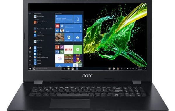Acer Aspire A317-52-54QM Specs and Details
