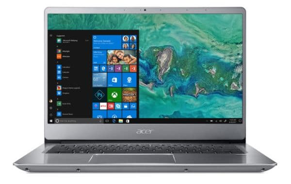 Acer Swift SF314-58-59DZ Specs and Details