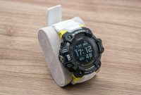 Casio G-Shock GBD-H1000 in the test