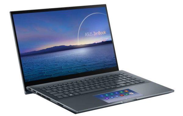 Asus Zenbook Pro 15 UX535 Details