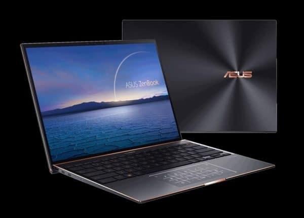 Asus ZenBook S UX393JA, Details and Features