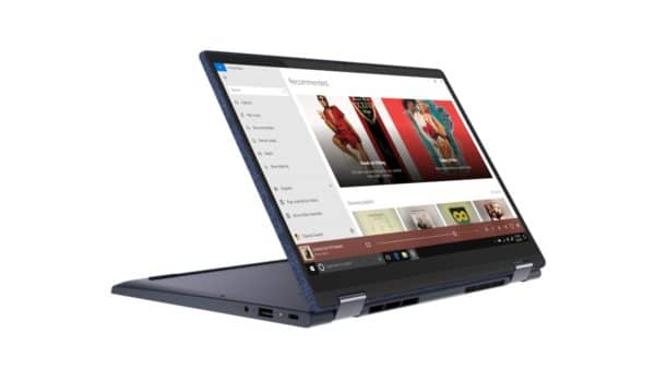 Lenovo Yoga 6 13ARE-05, Tablet AMD Renoir Octo Core Wi-Fi ax nomad 18h